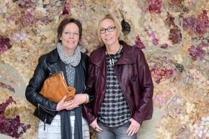 Janne Gronen und Angela Berg