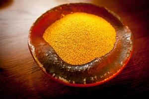 Weißes Quinoa gehört zu den Superfoods aus den Anden. Im Lima London werden hauptsächlich weißes und schwarzes Quinoa verwendet.